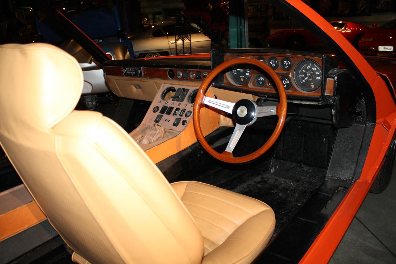 Lamborghini Search Engine